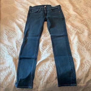 Rag and Bone 27 Skinny Jeans